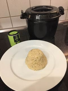 Asia Reis mit dem Reiskocher von Pampered Chef