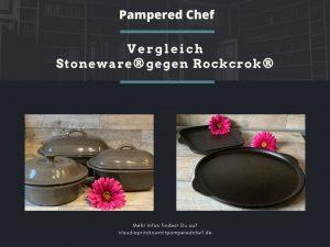 Vergleich Stoneware® gegen rockcrok®