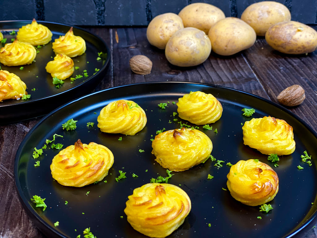 Herzoginkartoffeln / Prinzesskartoffeln / Pommes Duchesse