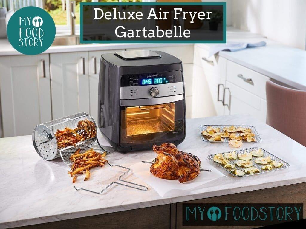 Deluxe Air Fryer Gartabelle